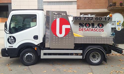 solo desatascos empresa camiones cuba