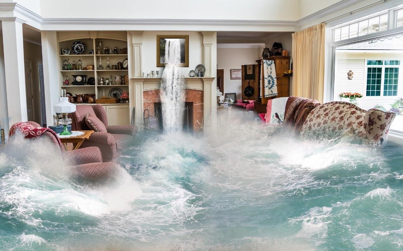 Cómo evitar inundaciones en casa